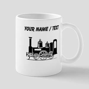 Custom Locomotive Mugs