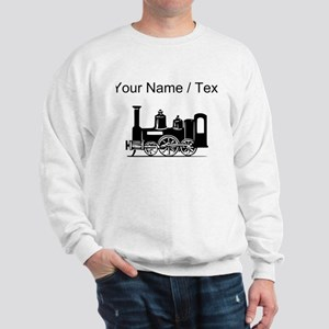 Custom Locomotive Sweatshirt