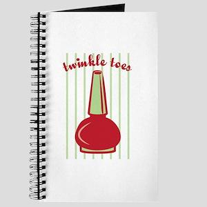 Twinkle Toes Journal