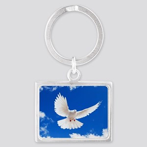 Purity Dove Keychains