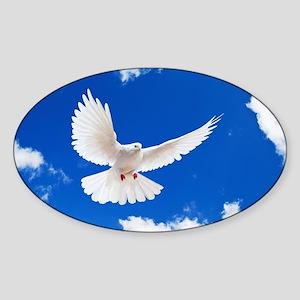 Purity Dove Sticker