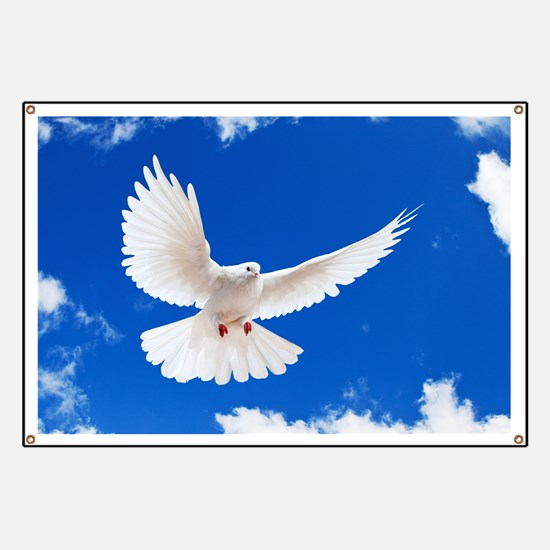 Purity Dove Banner