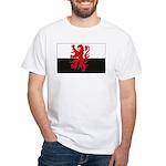 Poitou White T-Shirt