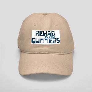 REHAB QUITTER Cap