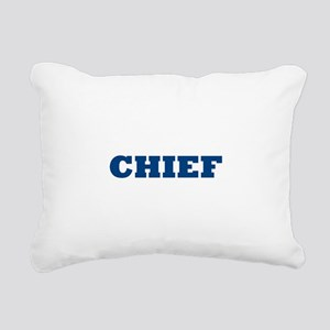 Chief Rectangular Canvas Pillow