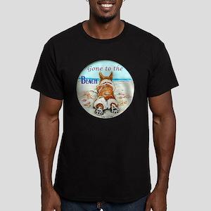 Corgi Beach T-Shirt