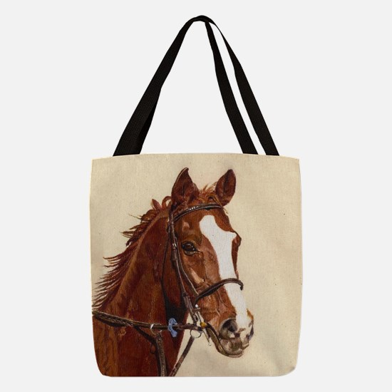 proud square Polyester Tote Bag