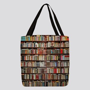Books! Polyester Tote Bag 53f8d1d53bfbe