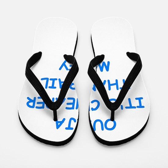 ouija Flip Flops