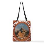 Badlands NP Polyester Tote Bag