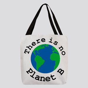 There is no Planet B Polyester Tote Bag