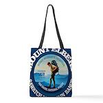 Mount Elbert Polyester Tote Bag