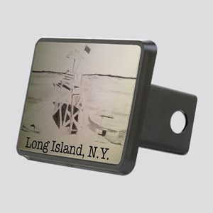 Long Island, N.Y. Rectangular Hitch Cover