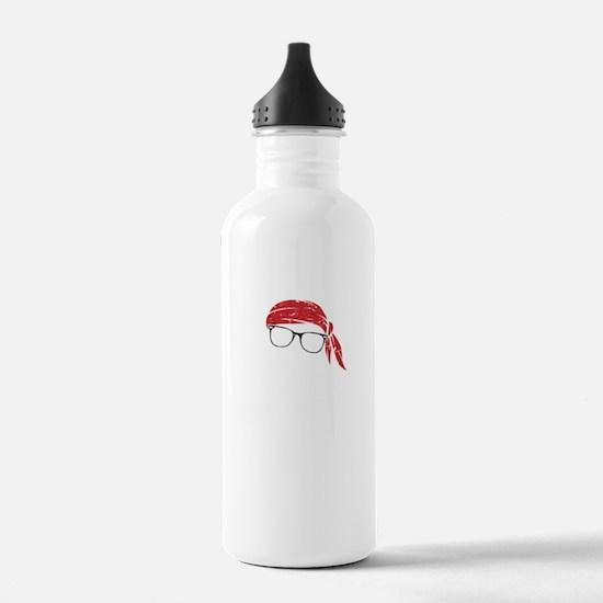 Cute Pi day kids Water Bottle
