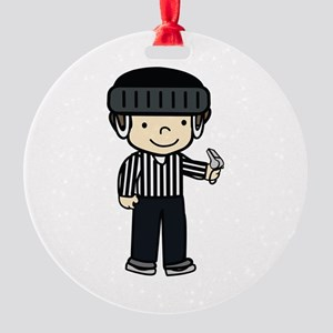 Hockey Girls Ornament