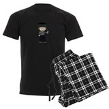 Boy Men's Dark Pajamas