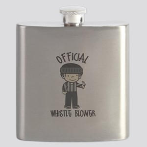 Face Off Flask
