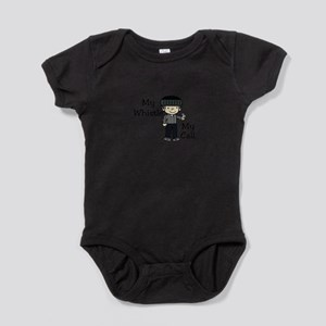 Cant Do What Baby Bodysuit