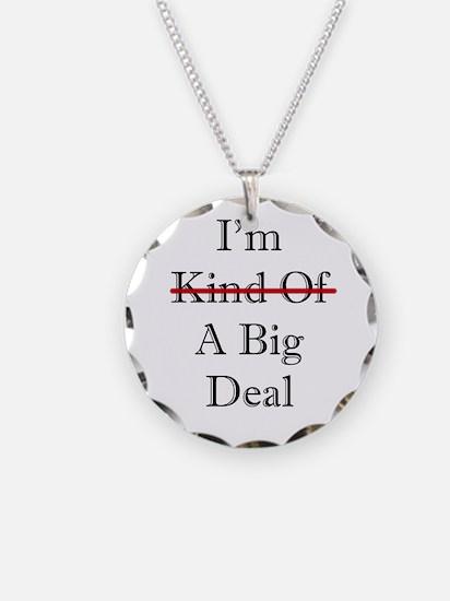 BIG DEAL Necklace