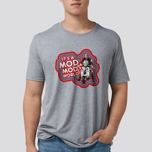 IT'S A MOD, MOD, WORLD T-Shirt
