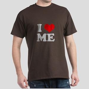 Custom i love ME Dark T-Shirt