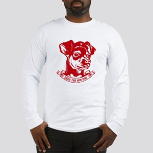 MIN PIN Revolution Icon -Long Sleeve T-Shirt