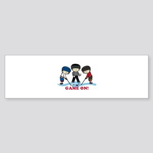 Game On Bumper Sticker