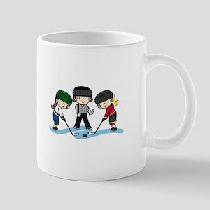 Hockey Girls Mugs