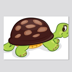 Walking Turtle Postcards (Package of 8)
