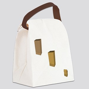Bag Life Canvas Lunch Bag