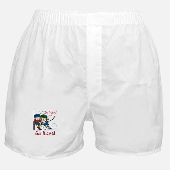 Go Hard Boxer Shorts