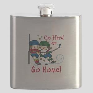 Go Hard Flask