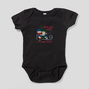 Have Fun Baby Bodysuit