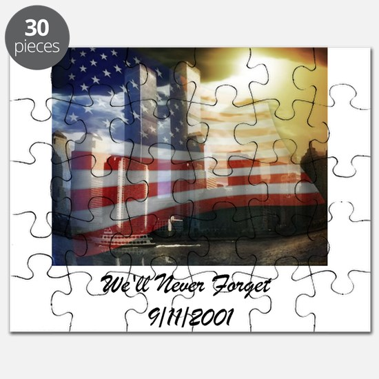 Remembering 9 11 a Puzzle
