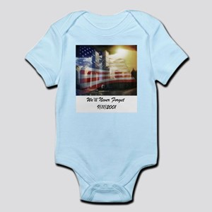Remembering 9 11 a Body Suit