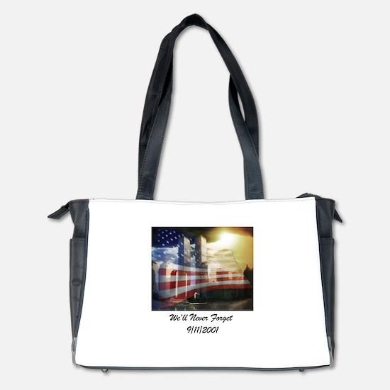 Remembering 9 11 a Diaper Bag