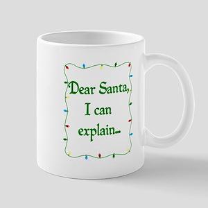I Can Explain Mug