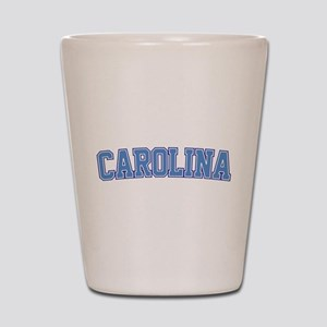 North Carolina - Jersey Shot Glass