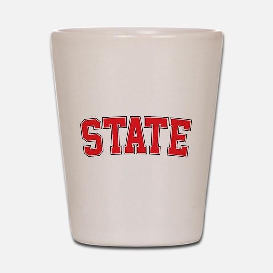 State - Jersey Shot Glass