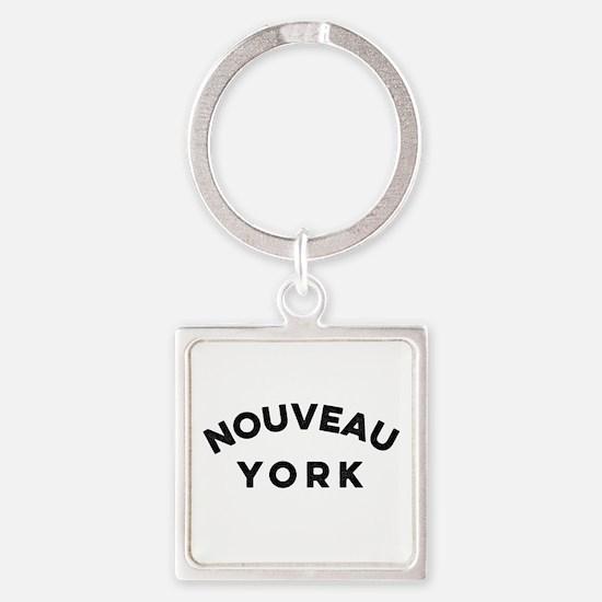 Nouveau York Keychains