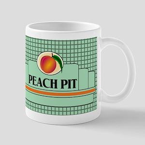 Peach Pit Mugs