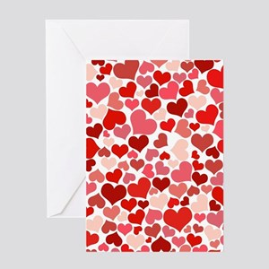 Heart 041 Greeting Cards
