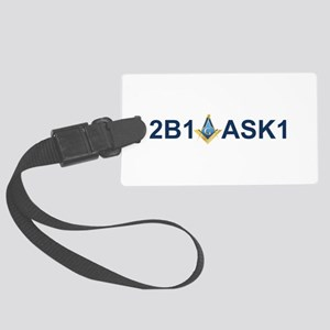 2B1ASK1 Luggage Tag