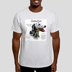 Dalmatian (black spots) Light T-Shirt