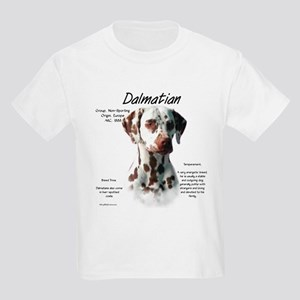 Dalmatian (liver spots) Kids Light T-Shirt