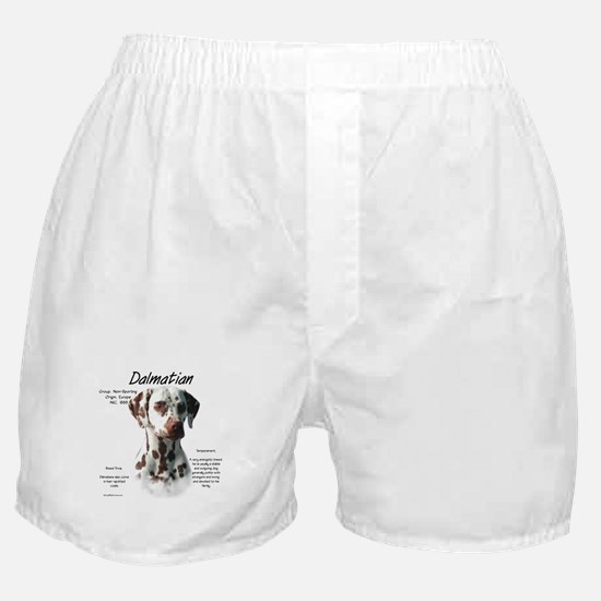 Dalmatian (liver spots) Boxer Shorts