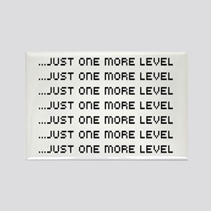 Just one more level Magnets