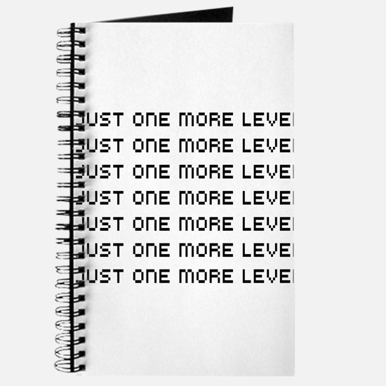 Just one more level Journal