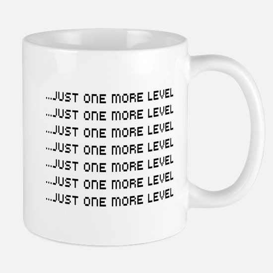 Just one more level Mugs