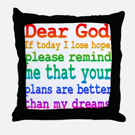 Inspirational: Dear God, If today I lose hope... T